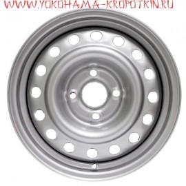 Trebl 64A45R 6X15 4X100 ET45 54.1 Silver